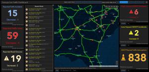 Waze 데이터로 구현한 실시간 교통정보